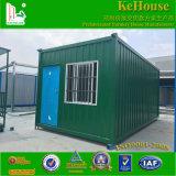 가벼운 강철 구조물 20FT 콘테이너 집 또는 Prefabricated 콘테이너 집 또는 편평한 팩 콘테이너 집 또는 모듈 콘테이너 집