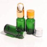 Parfum vert foncé les bouteilles en verre bouteille de verre gros vide mini huile essentielle 20/30/50/100ml
