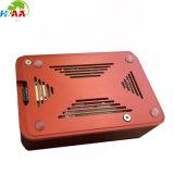 Vakje van de Bijlage van het Metaal van de Vervaardiging van het Metaal van het Blad van de douane het Elektro