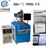 5 ВТ УФ лазерная печать цена машины для IC кристально чистый текстиль