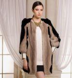 2013 Nouveau Style manteau de vison