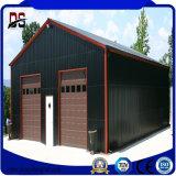 金属のCarportのためのプレハブの鋼鉄小屋の家