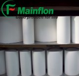 Les fibres de verre supérieurs importés ont rempli pipe de tube moulée par teflon de PTFE