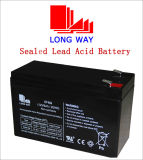 Batteria al piombo ricaricabile 12V9ah dell'UPS