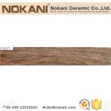 azulejos de suelo rústicos de la mirada de 150X800m m del azulejo de madera antirresbaladizo de la porcelana para el suelo