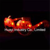 Halloween-Kürbis leuchten LED-Sonnenbrillen