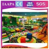Dschungel-Thema-weiches Spielplatz-Innengerät für Verkauf (QL--086)