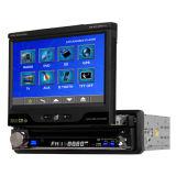 Lecteur de DVD de voiture 7  Écran tactile LCD motorisé Indash / Bluetooth (D1733)