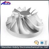 CNC del acero inoxidable de la alta precisión que trabaja a máquina el recambio para el espacio aéreo