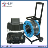 Подводного трубопровода слива канализационных перегрева инспекционная камера с 100м кабель