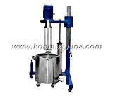 Mezclador de alta cizalla, emulgente, Máquina homogeneizador