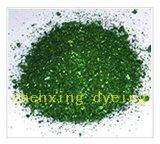 Vert de base 4, le vert de malachite