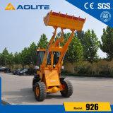 中国の工場低価格の小型トラクターのフロント・エンドローダー926