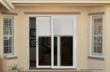 Thermal Insulation Patio Sliding Doors for Exterior Balcony