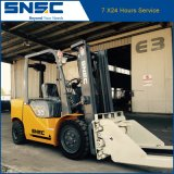 Forklift do bloco de Snsc 3ton para a fábrica do bloco de Oman