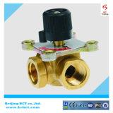 Válvula de seguridad de cobre amarillo, relevación de bronce, válvula de descarga de presión BCTSV02 1.5-8bar