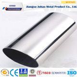 Tubo redondo del acero inoxidable de ASTM A554 201/304/316/316L/410/430