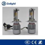 ÉPI de PCS automatique H7 26W 4600lm du phare 2 de véhicule DEL toute dans une ampoule blanche chaude blanche pour la lampe de regain de phare de véhicule d'Automotives