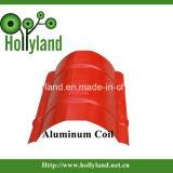 Enduit et a gravé la feuille en aluminium de bobine (ALC1115)