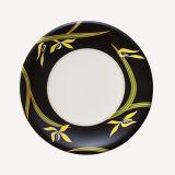 Essgeschirr 100%Melamine Sushi Platte-Melamine Plate (CWA006B)