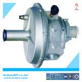 Filtro de alumínio do gás natural da válvula do corpo, válvula BCTF01 do regulador do gás