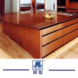 Bas prix en granit poli teint rouge Fortile/dalle/les escaliers et les cartes de montage/comptoirs