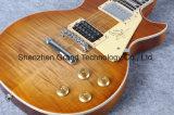 Kits de guitare de DIY LP / vis-personnalisé sur deux Vos Jimmy Page Lp guitare électrique (BPL-53)