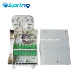 Heißer Verkauf Wand-Montierungs-Faser-im optischen Spleißstelle-Kasten Spanien-Sp-1602-8c