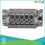 10p компактный размер разъема для тяжелых условий эксплуатации вставьте 250В/16A