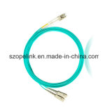 Cavi di zona di modo del duplex del cavo ottico della fibra multi Om3