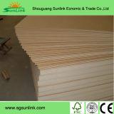 Folheado de madeira natural para mobiliário de MDF