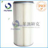 Cartuccia di filtro dell'aria di Polyster