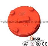 Профессиональная технология поставляя для дуктильной крышки утюга с FM/UL/Ce утвержденный