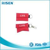 Het beschikbare PromotieMasker van het Gezicht van de Ademhaling CPR met Handschoenen