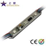 Светодиод для поверхностного монтажа модулей/RGB светодиодный модуль (GFT78-3RGBD)