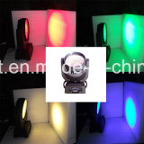 108X3w RGBW 단계 빛 세척 LED 이동하는 맨 위 빛