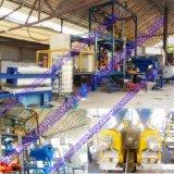 Usine professionnel Ensemble complet de matériel de traitement de l'huile de palme (1t/h)
