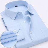 Camisa ocasional dos homens com a camisa de algodão da personalização