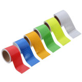 Сота маркировки PVC прилипателя безопасности лента предосторежения предупреждающий отражательная