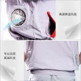 I vestiti del condizionamento d'aria raffreddati ventilatore intelligente di controllo di temperatura del SALVATORE
