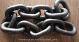 De zwart gemaakte Keten Met grote trekspanning van de Link van het Staal van de Legering G80