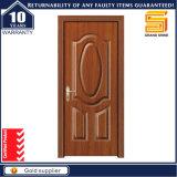2017 portes en bois en bois de mélamine de PVC d'intérieur
