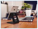 Soporte de teléfono celular con accesorios Desk - Negro