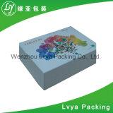 Rectángulo de empaquetado de papel de encargo de calidad superior, impresión del rectángulo de papel