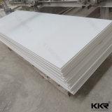Feuille extérieure solide acrylique blanche 12mm de glacier de Kkr