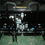 Type de Selcom conducteur peint de porte de véhicule d'ascenseur pour le levage