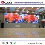 Farbenreiche /RGB P4/P5/P6 farbenreiche örtlich festgelegte HD LED-Innenbildschirmanzeige/video Wand/Zeichen/Anschlagtafel für das Bekanntmachen