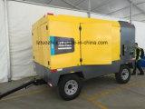 Compresor de aire diesel portable de Copco 900cfm del atlas