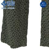 Pantaloni lunghi delle signore allentate verdi del rayon