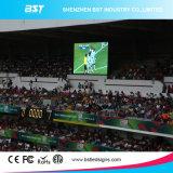 Schermo di visualizzazione di alta risoluzione del LED di pubblicità esterna P8